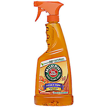 Murphy's Oil 1030 22-Ounce Orange Multi-Use Wood Cleaner Spray