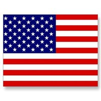 American Flag Post Cards from Zazzle.com