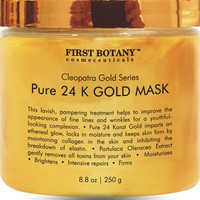 The BEST 24K Gold Scrub for Face and Body 8.8 oz reduces the appearance of Sun Damage,...