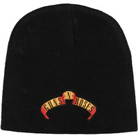 Guns N Roses Men's Appetite Beanie Black