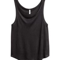 H&M Wide-cut Tank Top $9.99