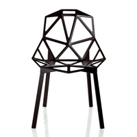 Chair One - stacking model by Konstantin Grcic