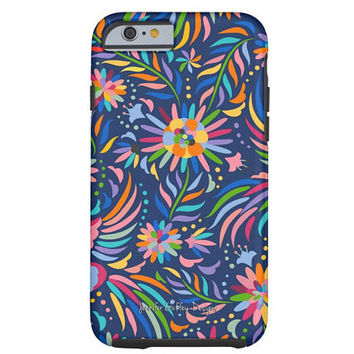 Otomi Multi Navy Tough Phone Cover, iPhone and Samsung Galaxy