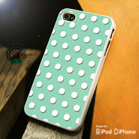 Kate Spade Newsprint Polka Dot iPhone 4 5 5c 6 Plus Case, Samsung Galaxy S3 S4 S5 Note 3 4 Case, iPod 4 5 Case, HtC One M7 M8 and Nexus Case