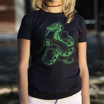 House Slytherin [Harry Potter] Women's T-Shirt