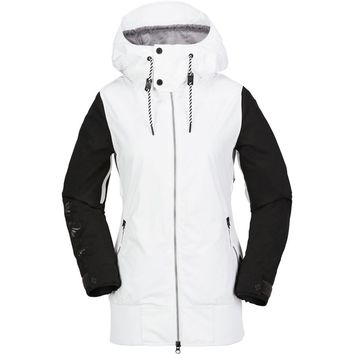 Stave Hooded Jacket - Women's