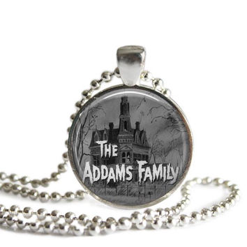 The Addams Family Necklace