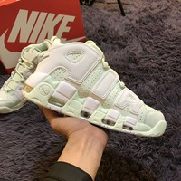 [Free Shipping]Brand New Nike Air More Uptempo Athletic Fashion Sneakers