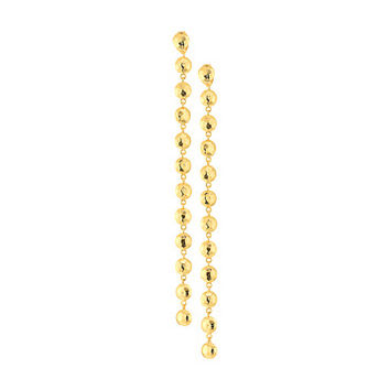 gorjana Marlow Drop Earrings Gold - Zappos.com Free Shipping BOTH Ways