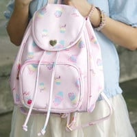 Lovely Ice Cream Backpacks