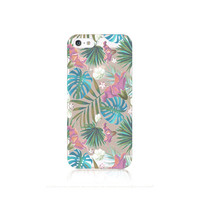iPhone 6 Case Clear, Tropical iPhone 6 Case, iPhone 5 Case Clear, Tropical iPhone 5 Case, iPhone 6 Case Floral, iPhone 5 Case Floral, Summer