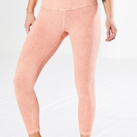Revive Washed Legging