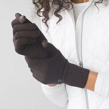 CHEN1ER divinity gloves | women's gloves | lululemon athletica