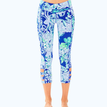 "UPF 50+ Luxletic 21"" Weekender Cropped Legging 