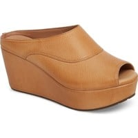 Chocolat Blu Wind Platform Wedge Mule (Women) | Nordstrom