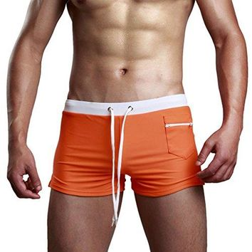 Ruefree Boxer Swimming Trunks