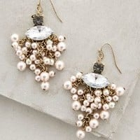 First Snow Pearl Drops by Anthropologie Pearl One Size Earrings