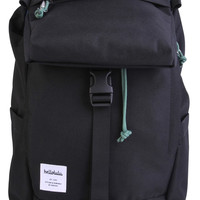 The All Day Ruckpack in Black