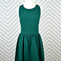EVERLY: Green with Envy Dress