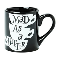 Disney Alice In Wonderland Mad As A Hatter 14 Oz. Mug
