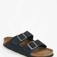 Birkenstock Arizona Soft Footbed Suede Sandal- Navy 9.5- Navy 9.5