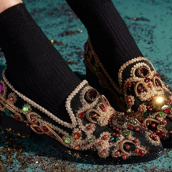 Free People Crown Jewels Loafer
