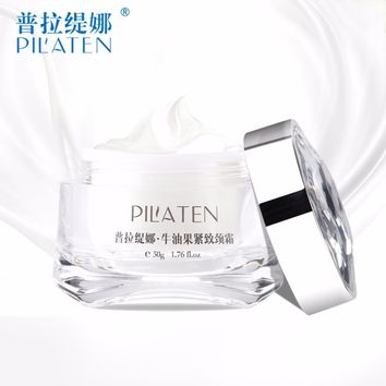 PLATEN Avocado Lifting Neck Cream Lift and Firming Neck Skin Anti Wrinkles Anti Ageing