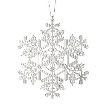 2017 Snowflake Ornament