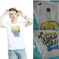 SHINEE KEY SHW SAME TYPE T-SHIRT TEE KPOP NEW