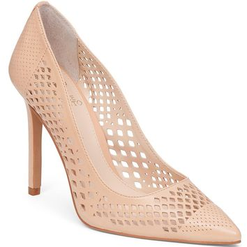 Vince Camuto Nico Cut Out Pumps | Dillards