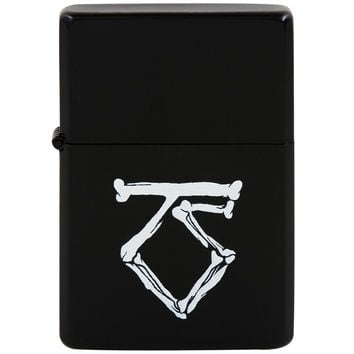 Twisted Sister - Logo Refillable Lighter