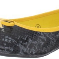 C Label Women's Gary-3 Ballet Flat