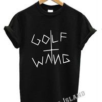 golf wang t shirt tyler the creator ofwgkta top swag dope funny tumblr trend unisex all colours men women
