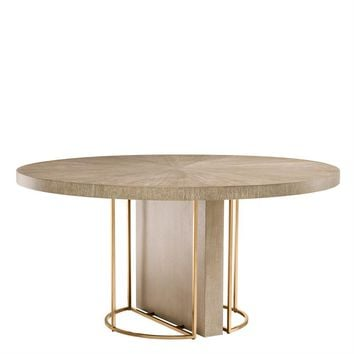 Round Dining Table | Eichholtz Remington