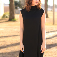 Swing Fling Little Black Dress