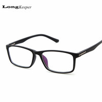 Classic Glasses Frame for Men Square Eyeglasses Vintage Eye Glasses Frame For Women Optical Frame Oculos De Grau 2017 New
