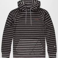 Volcom Bullfrog Mens Hoodie Black  In Sizes