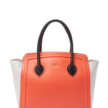Furla Women's College Large North/South Tote