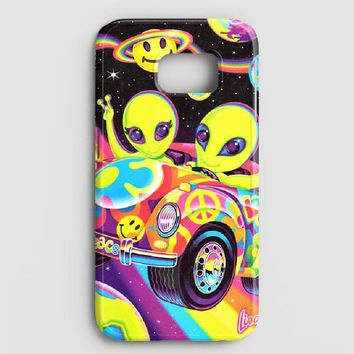 Lisa Frank Neon Tiger And Monkey 90S Samsung Galaxy Note 8 Case