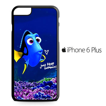 Just Keep Swimming Dory iPhone 6/6S Plus Case