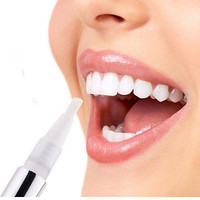 Empty Teeth Tooth Whitening Gel Pen Whitener Cleaning Bleaching Kit Dental White