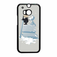 Game Of Thrones Winter Peanuts HTC One M8 Case