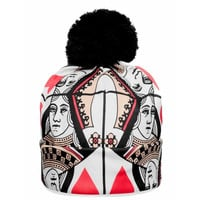 Queen of Diamonds Beanie