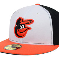 Baltimore Orioles MLB Authentic Collection 59FIFTY Cap