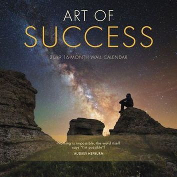 Avalon The Art Of Success Wall Calendar, Motivation by Leap Year Publishing LLC