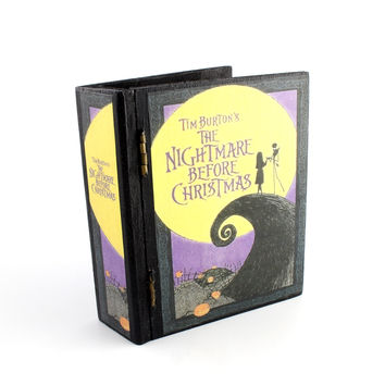 Nightmare Before Christmas Ring Book