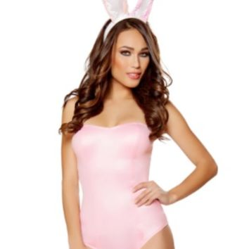 Playful Rabbit 2pc Costume