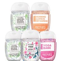 Imagine, Believe, Achieve 5-Pack PocketBac Sanitizers | Bath And Body Works