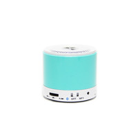 Fashion Stylish Blue Wireless Bluetooth Mini Speaker