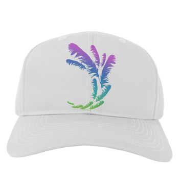 Tropical Feathers Adult Baseball Cap Hat